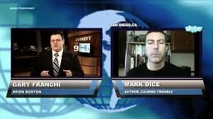 A drugged out mark Dice being interviewed by some guy