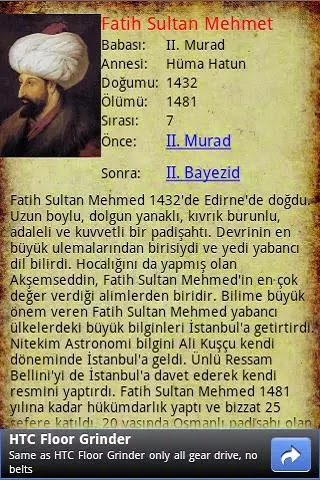 Android Osmanlı İmparatorluğu Apk resimi 1