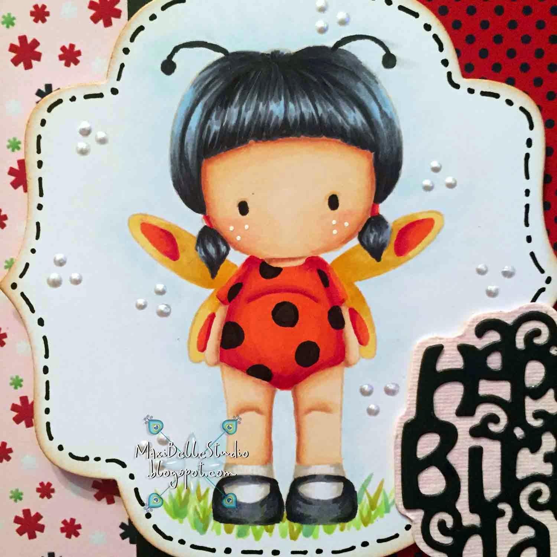 CC Designs Lil Bug Emma