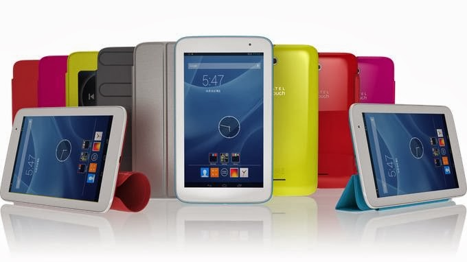 Alcatel Unveiled OneTouch Pop 7S