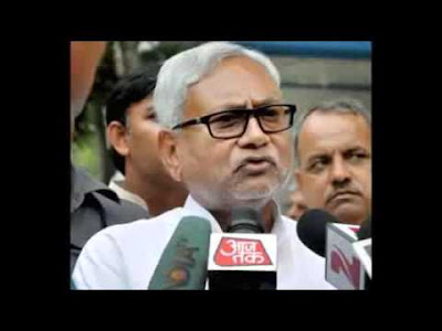 One of top politicians of the country Nitish Kumar has declared that his assets are worth just Rs 58 lakh.  He has cash, deposits in banks, movable and immovable properties, but together they amount to less than Rs 60 lakh – the size of a middle class flat in any big Indian city today.    Nitish has had made it mandatory for himself and his ministers to declare their assets annually since 2010.