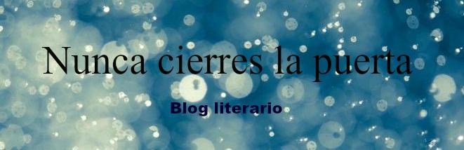 >> Mi blog literario