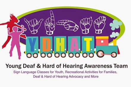 Young Deaf & Hard of Hearing Awareness Team