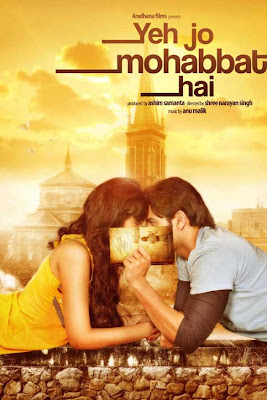 Yeh Jo Mohabbat Hai First Look Poster