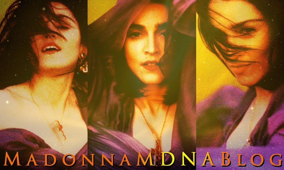 MadonnaMDNA