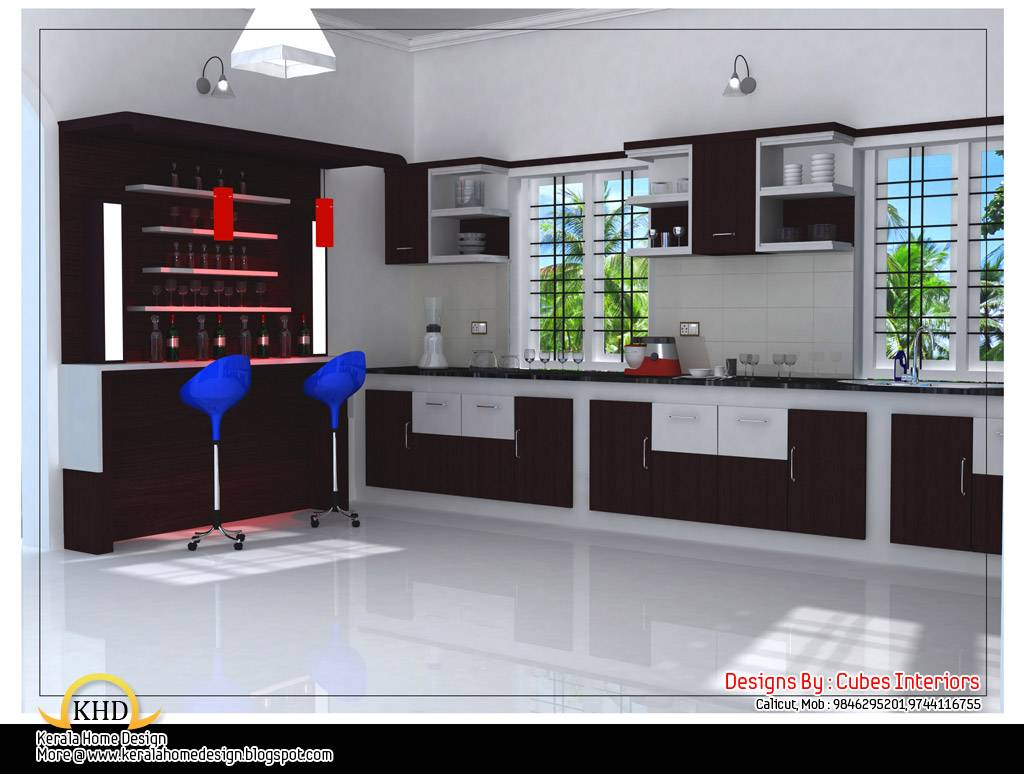 Home interior design ideas kerala home for Veedu interior designs