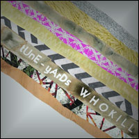 Top Albums Of 2011 - 14. tUnE-yArDs - w h o k i l l