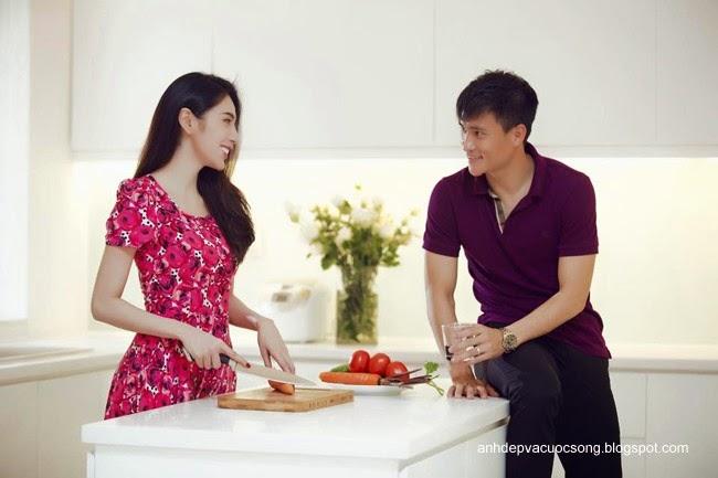 Cặp đôi hoàn hảo: Công Vinh & Thủy Tiên 7
