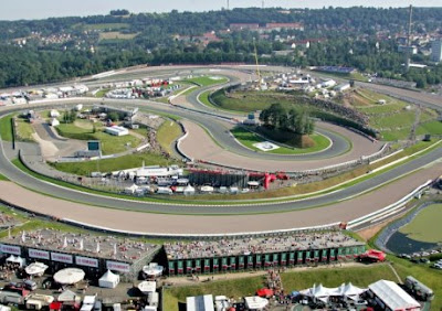 Sachsenring Germany Circuit