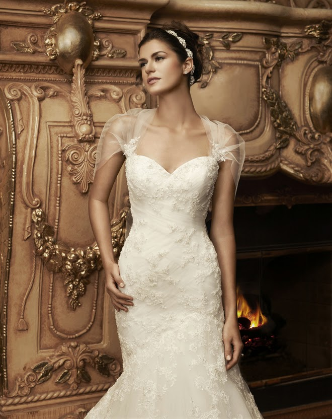 Fantasticos vestidos de novia