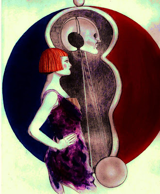 Behance Network Fashion Illustration