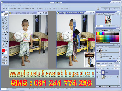 Cara Edit Dan Cetak Photo Di Photoshop