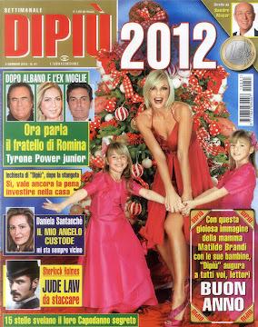 LA RIVISTA DIPIU' DIRETTA DA SANDRO MAYER HA PUBBLICATO NEL NUMERO DEL 2 GENNAIO 2012