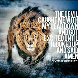 i said amen