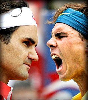 Rafael Nadal's win over Roger Federer
