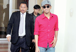 Pengalaman Saiful Apek Kena Tangkap