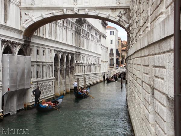 Mit Venedig zum ersten #RUMS