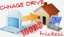 How-to Change Drive Icon in Windows 7 & 8-trickzzi