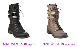 NineWest botines3