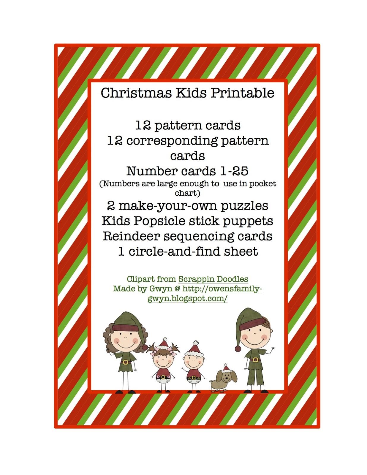 Printouts For Kids