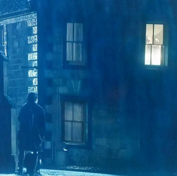 Amore e altri demoni un fantasma alla mia finestra outlander - Cosa vedo dalla mia finestra tema ...