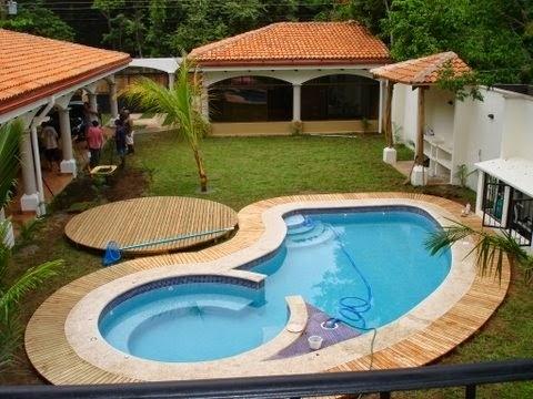 Muebles y decoraci n de interiores piscinas peque as para - Piscinas interiores pequenas ...