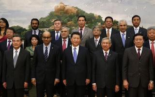 Tham vọng AIIB và khả năng quốc tế hóa đồng Nhân dân tệ