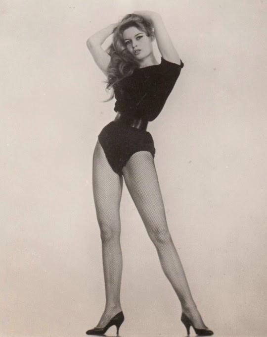 Frumusete de weekend: Brigitte Bardot