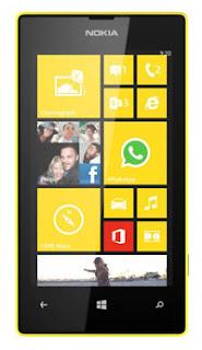 Berapa Harga Nokia Lumia 520