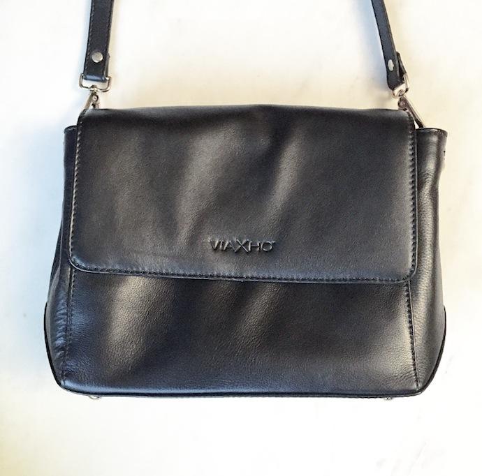 Le Chateau leather bag
