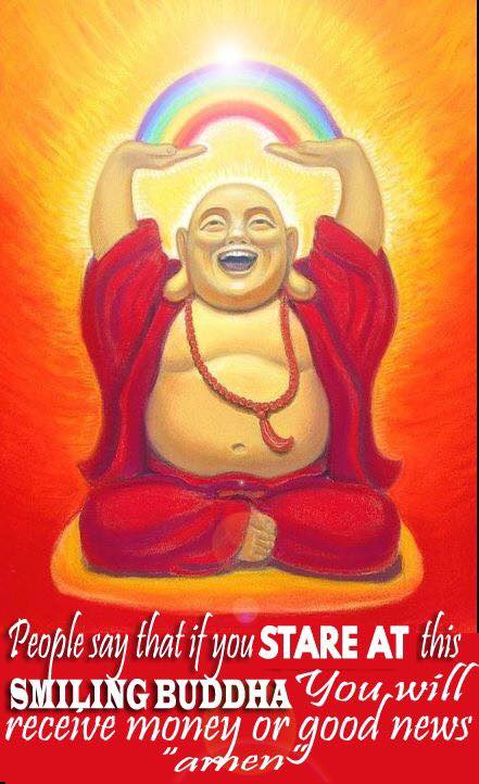 LUCKY BUDHA