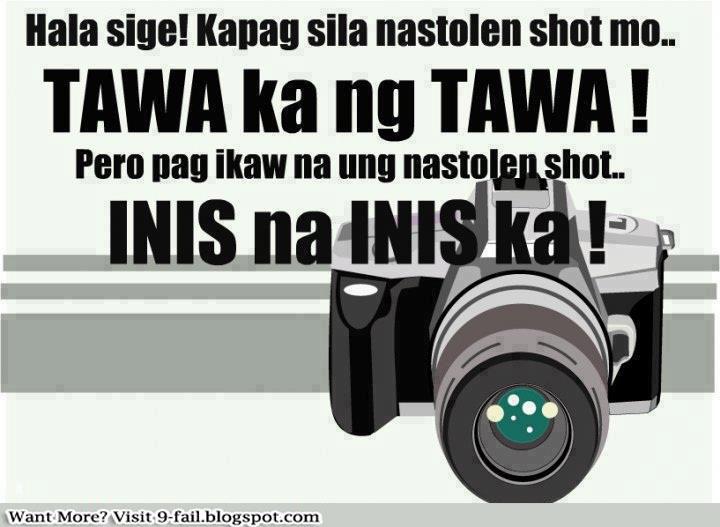 Stolen Shot ~ PINOY MEME Y U No Meme