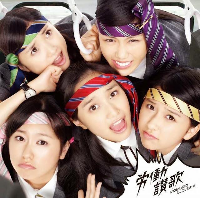 Idol group Momoiro Clover Z