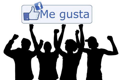 Logo Me Gusta - Facebook