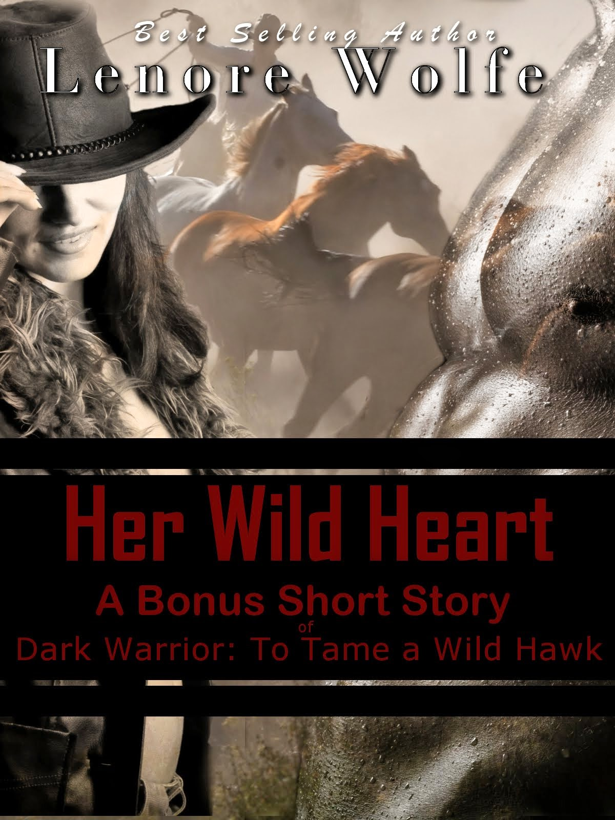 Coming Soon! Her Wild Heart