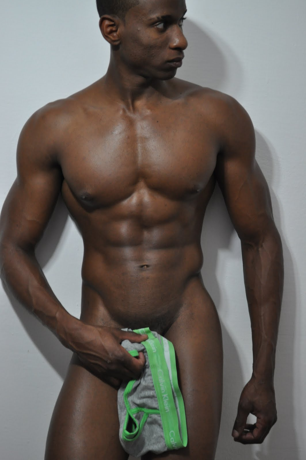 ebony nude men