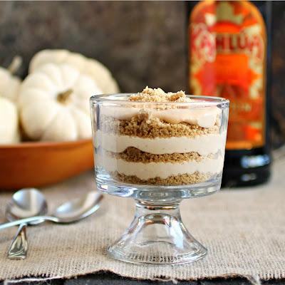 Creamy Kahlua Trifle