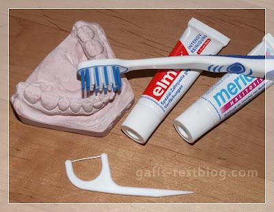Zahnpflege ist wichtig