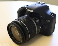 Daftar Harga Kamera DSLR Canon Bulan Juli 2013
