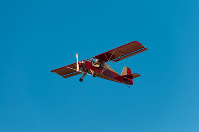 Sun N Fun 2013 Demonstrator aircraft
