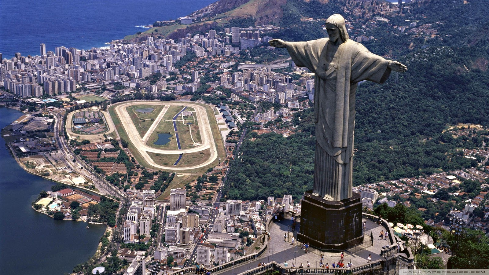 Cristo Redentor (Statue of Christ the Redeemer), Rio de ...