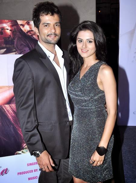 Raqesh Vashisth & Ridhi Dogra Couple HD Wallpapers Free Download