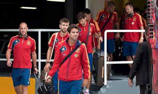 Prediksi skor Puerto Rico vs Spanyol 15 Agustus 2012