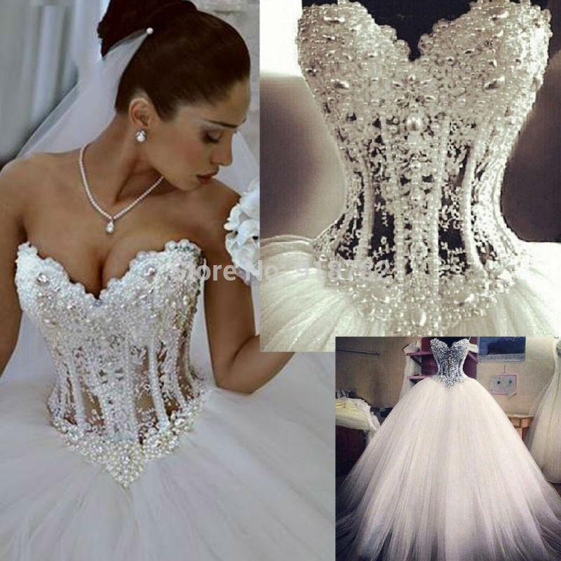 Vestido de novia mas hermoso