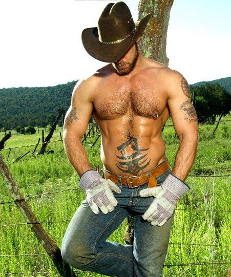 Marcadores Barbudos Pelados Cowboys Pelados
