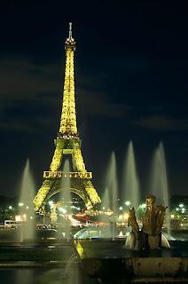 Sejarah Berdirinya Menara Eiffel di Paris, Prancis