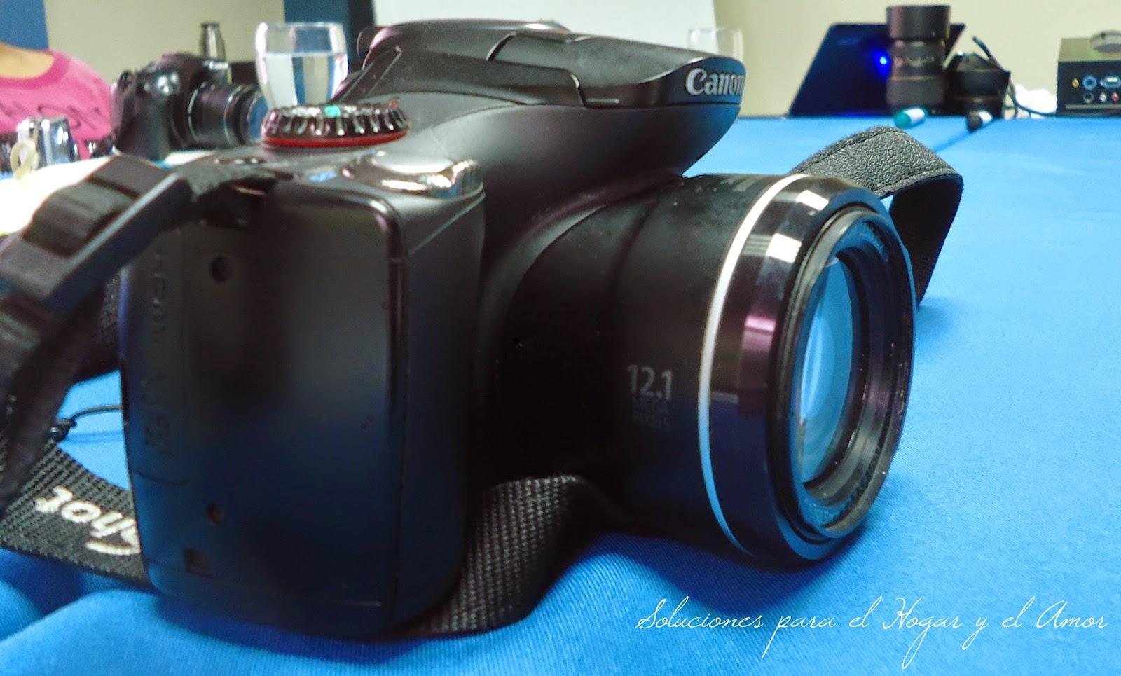 Cámara fotográfica, clases de fotografía