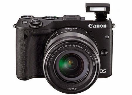 Canon EOS M3, Jagoan Kamera Mirrorless
