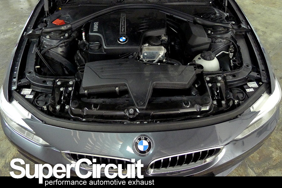 Supercircuit Exhaust Pro Shop Bmw 428i F32 Downpipe