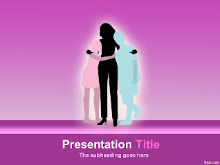 Mother's Day PowerPoint template 004A